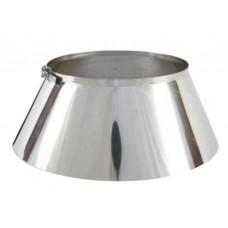 Colarinho Inox 130mm